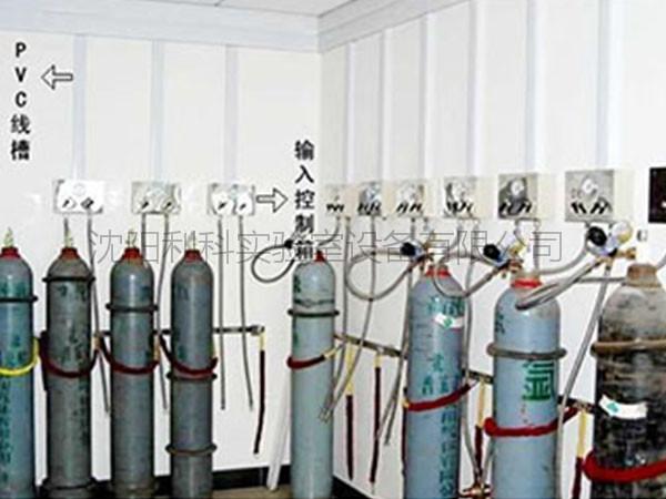 气体管路系统